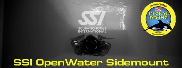 SSI Open Water Sidemount
