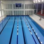 Новый бассейн всего в пяти минутах от метро Бухарестская и Международная